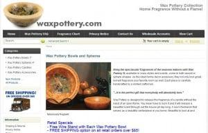 waxpottery.com