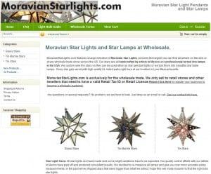 moravianstarlights.com